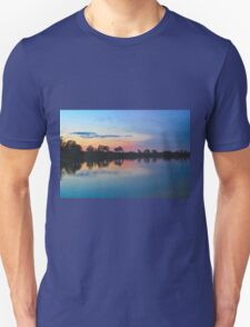 Peace on the Levee Unisex T-Shirt