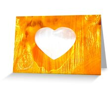 Hearts On Fire 5864 Greeting Card