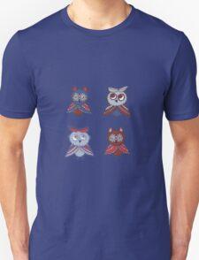 Two smart owls T-Shirt