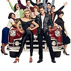 GREASE LIVE by dimitrakonstan