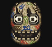 Five Nights at Candy's - Pixel art - Blank animatronic Kids Tee