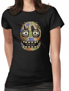 Five Nights at Candy's - Pixel art - Blank animatronic Womens Fitted T-Shirt