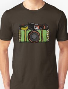 Vintage film camera big T-Shirt