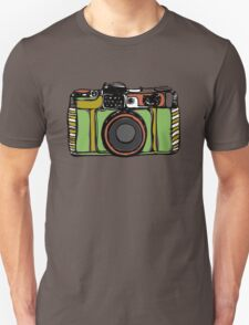 Vintage film camera big Unisex T-Shirt