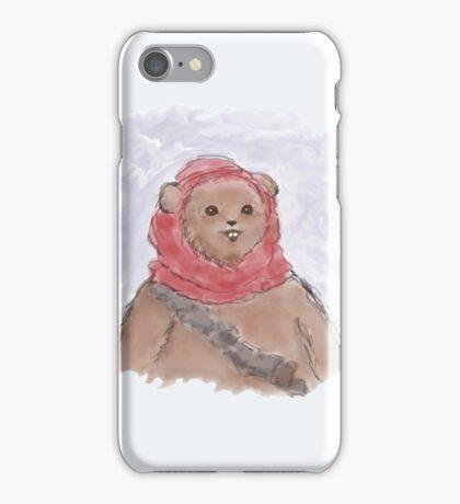 Ewok iPhone Case/Skin