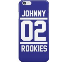 JOHNNY 02 iPhone Case/Skin