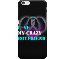 I Love My Crazy Girlfriend CS : GO iPhone Case/Skin