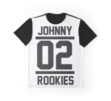 JOHNNY 02 ROOKIES Graphic T-Shirt