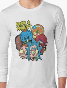 Rick and Morty Universe  Long Sleeve T-Shirt