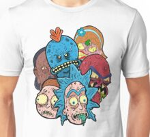 Rick nd Morty Unisex T-Shirt