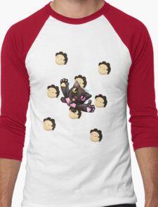 Cookie Stevens? Men's Baseball ¾ T-Shirt