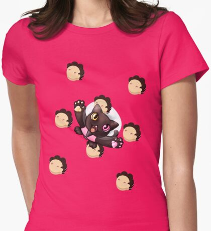 Cookie Stevens? Womens Fitted T-Shirt