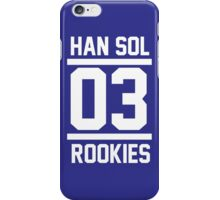 HAN SOL 03 iPhone Case/Skin