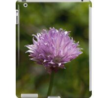 Chives Wild Flower iPad Case/Skin