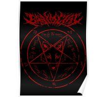 babymetal fox god (2) Poster