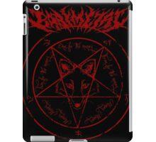 babymetal fox god (2) iPad Case/Skin