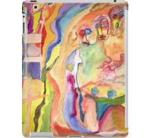 Math and Theater iPad Case/Skin