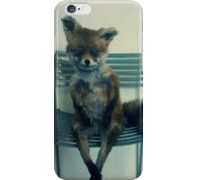 Stoned Fox. iPhone Case/Skin
