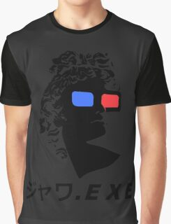 javaexe silhouette Graphic T-Shirt