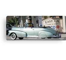 Classic East Los Lowrider Canvas Print
