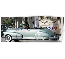 Classic East Los Lowrider Poster