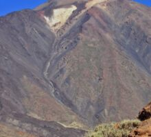 Mount Teide Tenerife Sticker