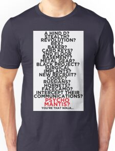 Metal Gear? Unisex T-Shirt