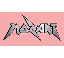 Mozart Logo Photographic Print