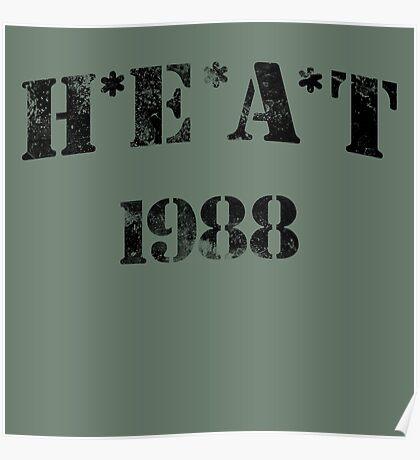 H*E*A*T Poster