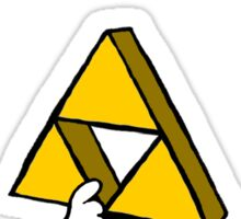 Triforce Heroes Sticker