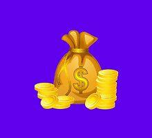 bag of money by chantelle bezant