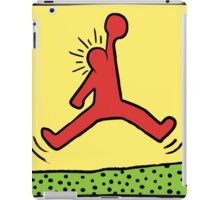 Air Haring iPad Case/Skin