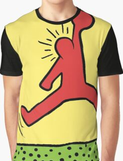 Air Haring Graphic T-Shirt