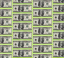 $100 note by chantelle bezant