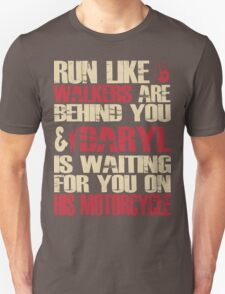 Run with Daryl T-Shirt