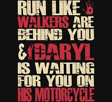 Run with Daryl Unisex T-Shirt