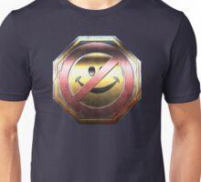 Halo - Kill Joy Medal - Metallic Design Unisex T-Shirt