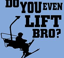 Do you even lift bro by trendism