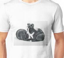 Sweet little Bunnies - Kaninchen Paar Unisex T-Shirt