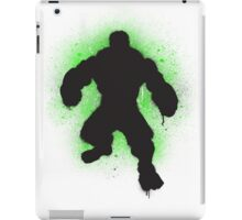 Hulk SMASH Banksy! iPad Case/Skin