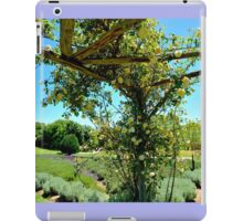 Rose Trellis iPad Case/Skin