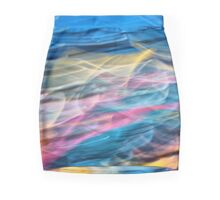 the colors of Salvatore Mini Skirt
