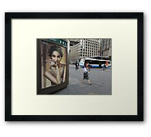They Are Not Like Us,Sydney,Australia 2013 Framed Print