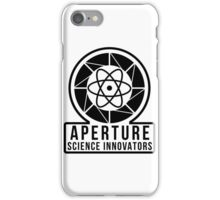 Aperture Science  iPhone Case/Skin