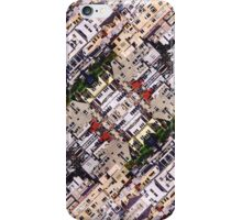 Scene of City Structures iPhone Case/Skin