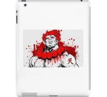 Street Fighter - Akuma iPad Case/Skin