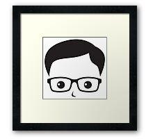 Geek/Nerd Sincere yet Fun - 1 Framed Print
