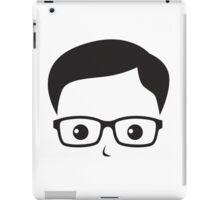 Geek/Nerd Sincere yet Fun - 1 iPad Case/Skin