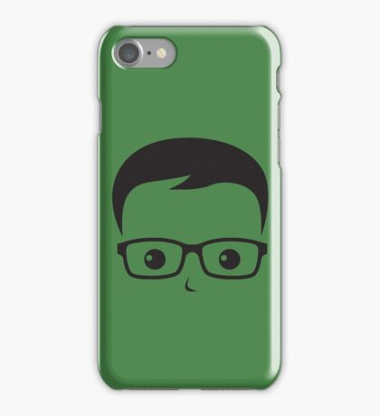 Geek/Nerd Sincere yet Fun - 4 iPhone Case/Skin