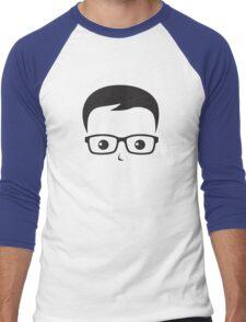 Geek/Nerd Sincere yet Fun - 4 Men's Baseball ¾ T-Shirt